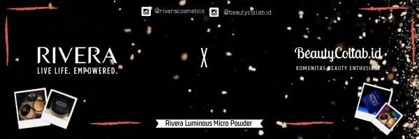 Rivera X Beauty Collab ID
