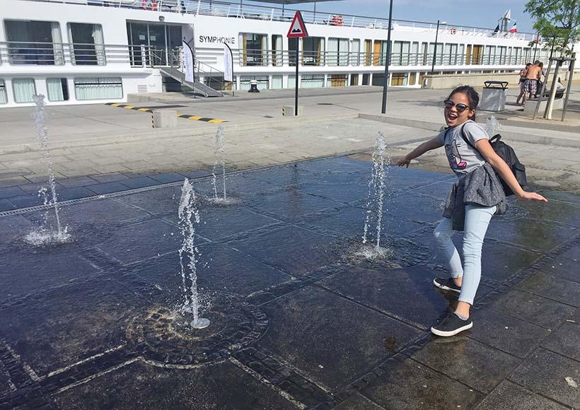 water, vienna