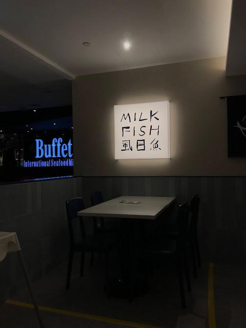 Milkfish, Raffles City