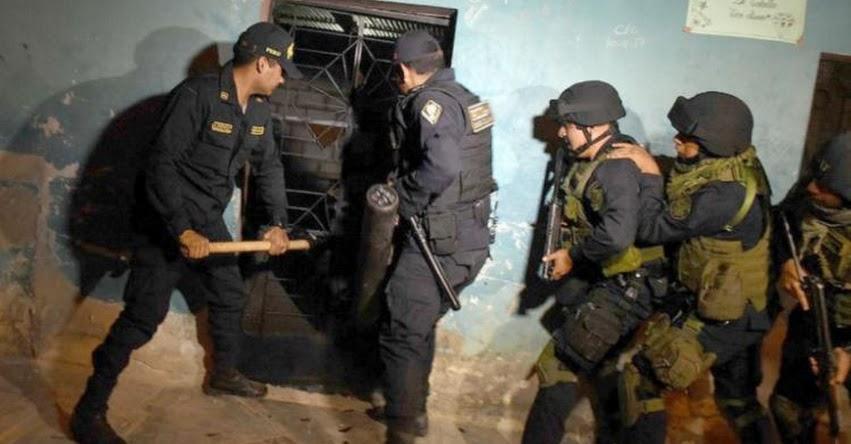 En megaoperativo allanan comisarías y viviendas por presunto caso de corrupción policial