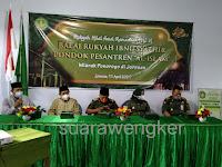 Kemenag kabupaten Ponorogo di tunjuk untuk melaksanakan Rukyatul hilal awal Ramadhan 1422H