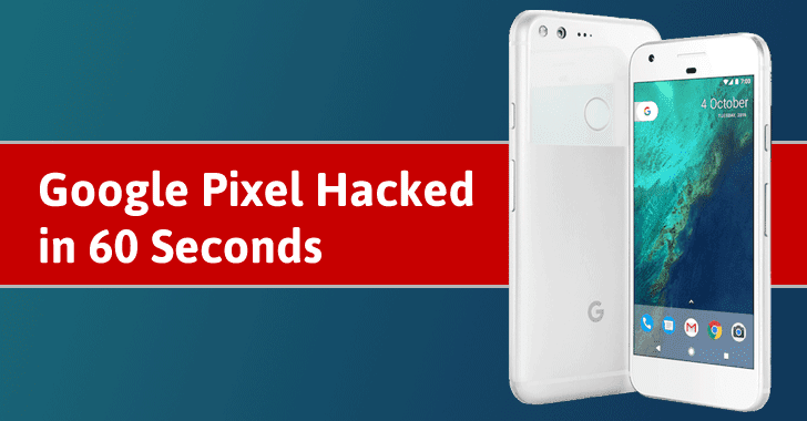 Google Pixel Phone and Microsoft Edge Hacked at PwnFest 2016