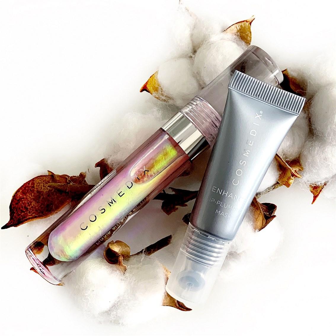 Cosmedix Lumi Crystal Liquid Lip Hydrator opinie blog recenzja
