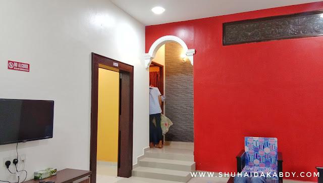Tunjung Guest House Pilihan Homestay di Kelantan, Tunjung Guest House