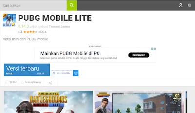 Download Game Playeruknown Battleground Mobile