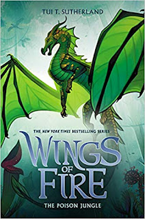 Wings of Fire: The Poison Jungle