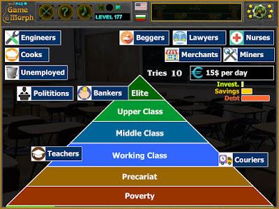 Social Classes Puzzle