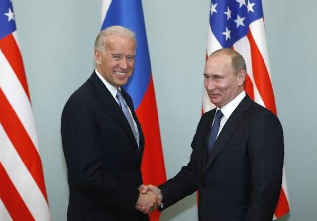 Joe Biden and Vladimir Putin propose summit meeting amid tensions over Ukraine