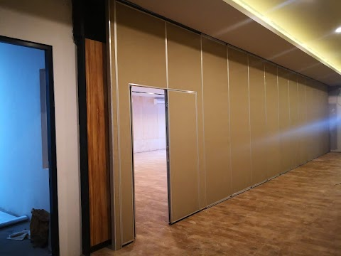 Sliding Partition for Modern, Comfortable, and Stylish Offices
