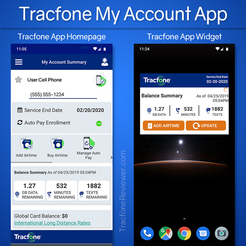 TracfoneReviewer: How to Check Your Tracfone Airtime Balance