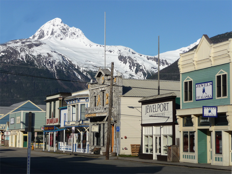 picture of Skagway, AK, 2016