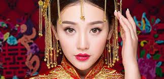 شاهد نساء الصين قبل وبعد الميك اب full makeup