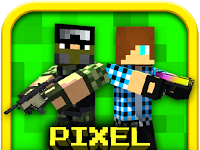 Pixel Strike 3D Mod Apk v4.0.1 (Unlimited Money)