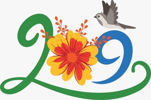 Logo HUT 209 Bandung 2019
