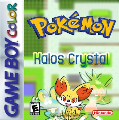 Pokemon Kalos Crystal GBC ROM Download