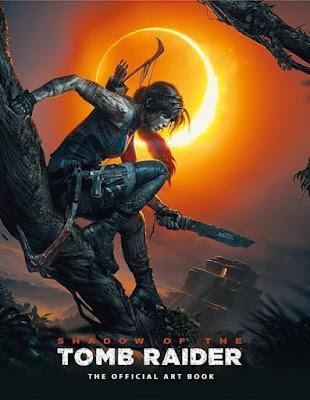 Capa do Shadow of the Tomb Raider