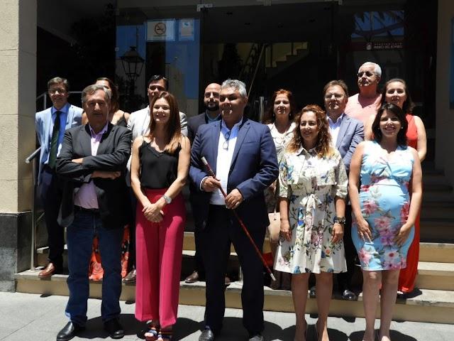 Fuerteventura.- Juan Jiménez, nuevo Alcalde de Puerto del Rosario