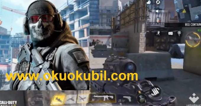 Call of Duty Mobile 1.0.10 Her Silah İçin Sekmeme Hilesi 2020