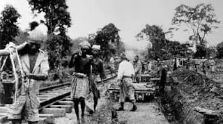 Jejak Derita Romusha Pembangun Rel Kereta Di Sumatera