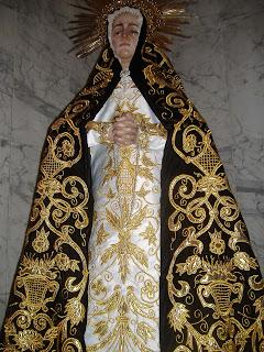 Solemnidad de la Inmaculada Concepción de la Virgen María