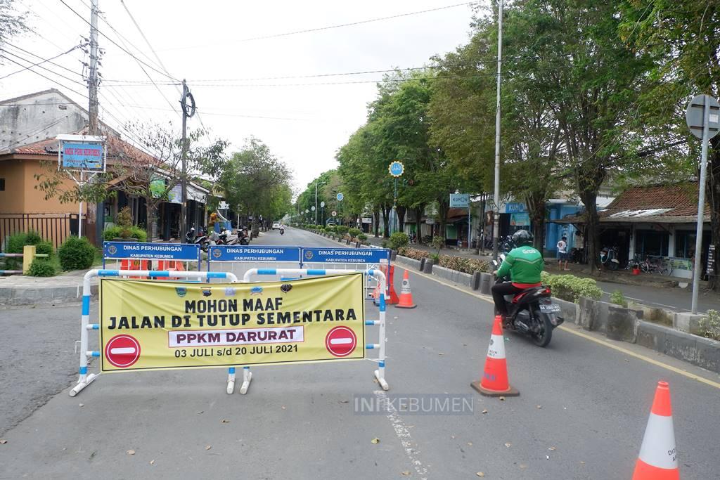 Bupati Kebumen Tunggu Pemerintah Pusat untuk Perpanjang PPKM Darurat