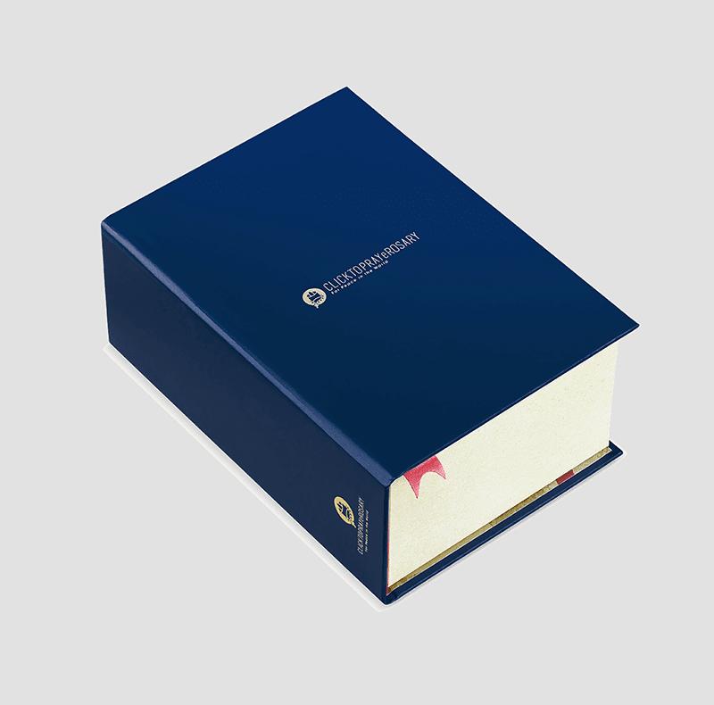 Bible-like box