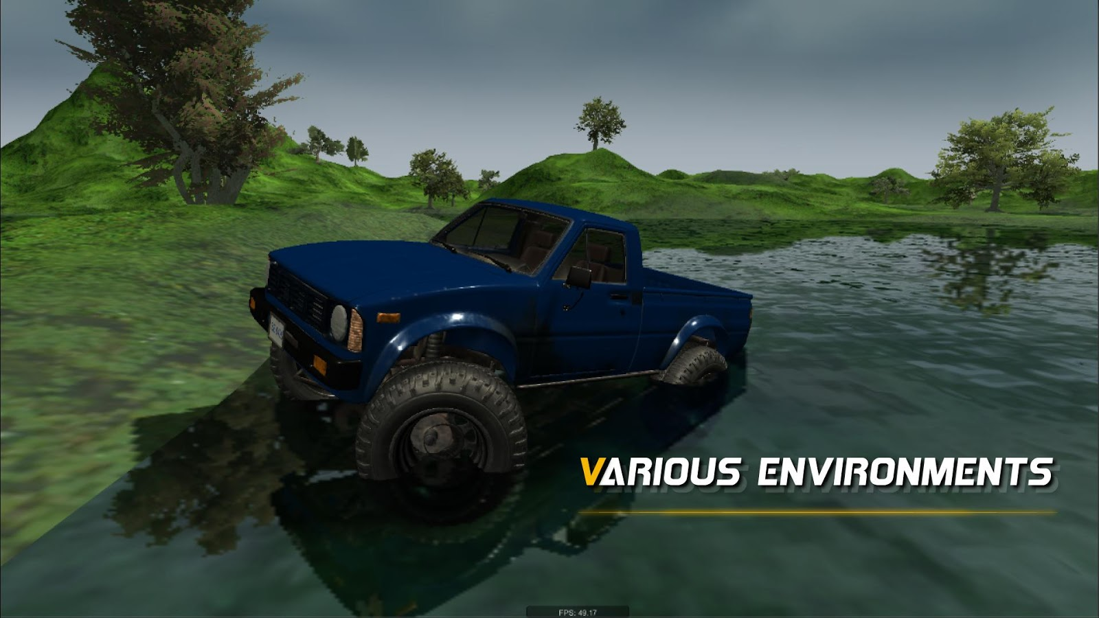 simulator road games driving offroad android