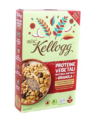Kellogg's granola de cereales integrales