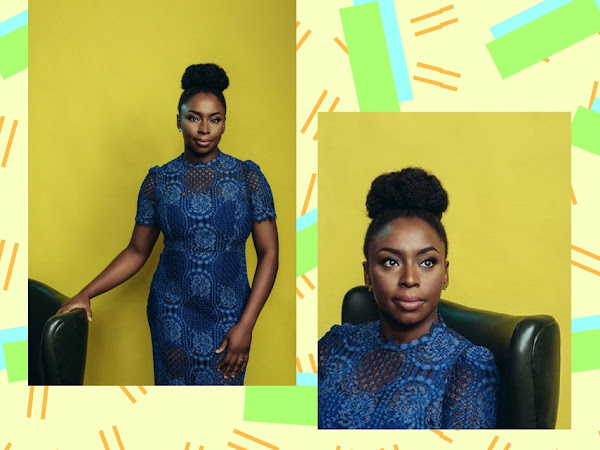 Fem Friday #001 - Chimamanda Ngozi Adichie