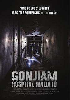 Gonjiam: Hospital maldito en Español Latino