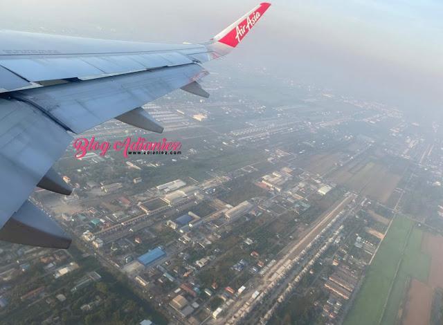 Part 1   Jejak kaki di bandar Bangkok