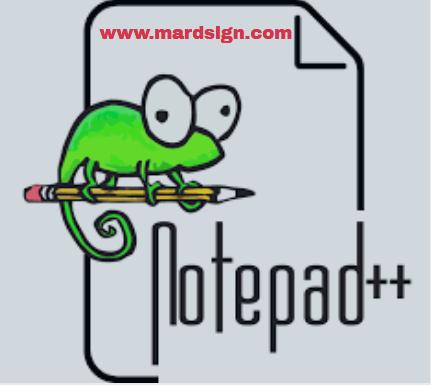 تحميل محرر النصوص المجاني للبرمجة Notepad ++