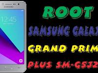 Cara Root Samsung Galaxy Grand Prime Plus SM G532F