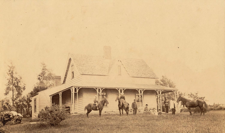 Tauranga Historical Society: High Trees and the Te Papa