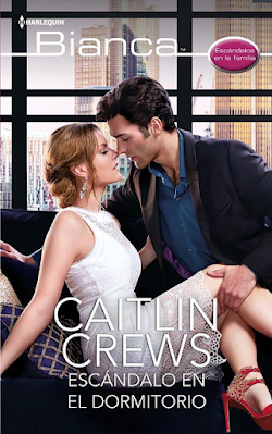 Caitlin Crews - Escándalo En El Dormitorio