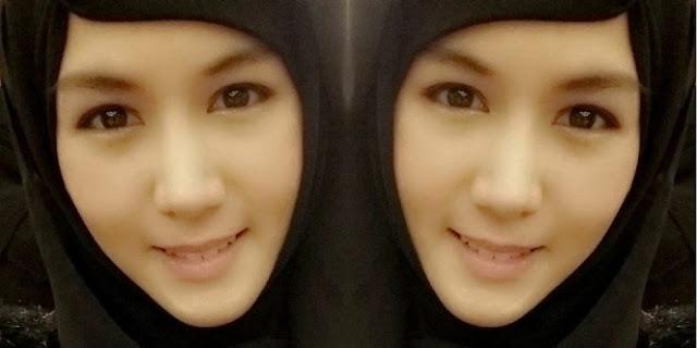 Pengakuan Model Cantik Sungguh Mengejutkan Setelah Memeluk Agama Islam