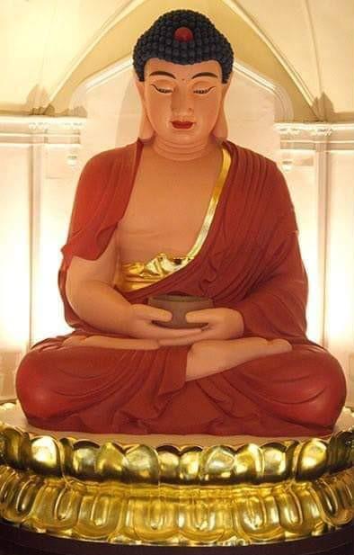 美國舊金山華寺  阿彌陀佛  莊嚴佛像