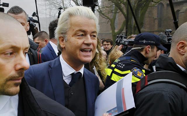 Geert Wilders kembali bersumpah akan menutup Masjid-masjid di Belanda