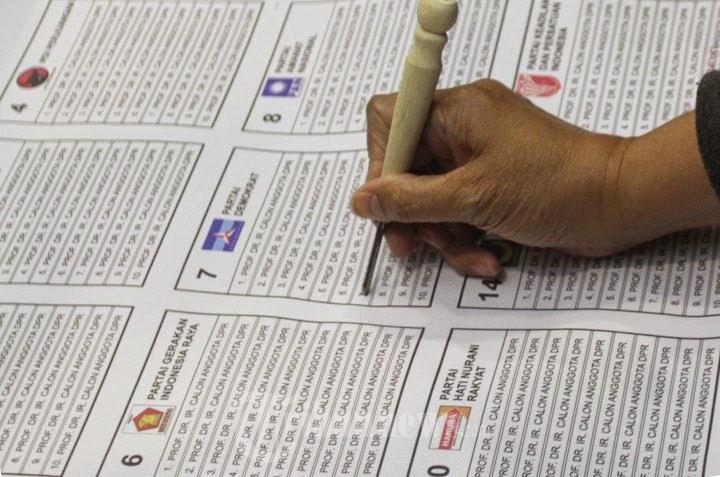 KPK Dukung Caleg Eks Koruptor Diberi Tanda di Surat Suara