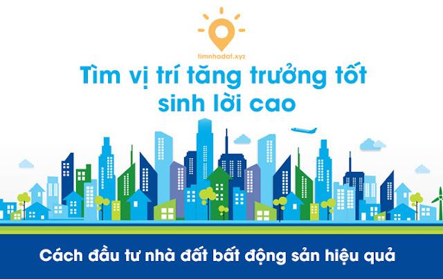 Đầu tư bất động sản nhà đất Đồng Tháp