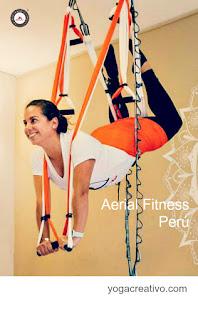 cursos fitness aéreo
