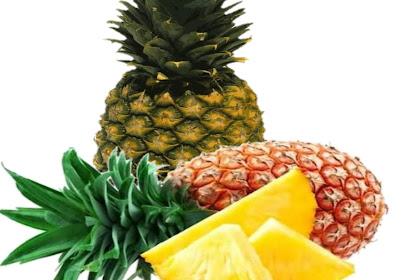 Manfaat buah nanas bagi tubuh untuk kecantikan dan kesehatan
