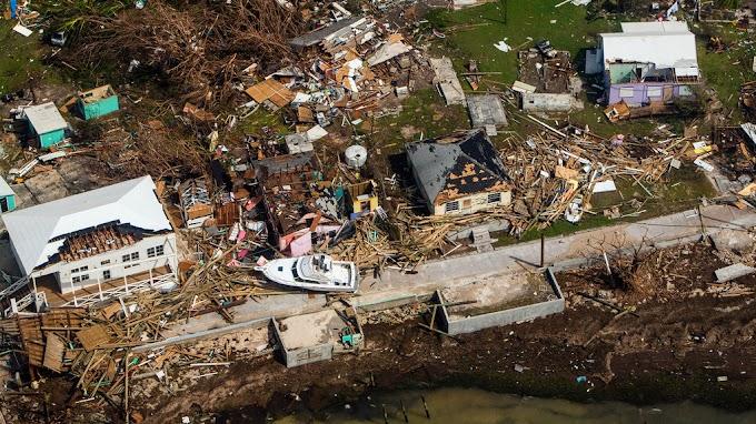 Visszaerősödött a Dorian hurrikán, pusztító áradásokra számítanak
