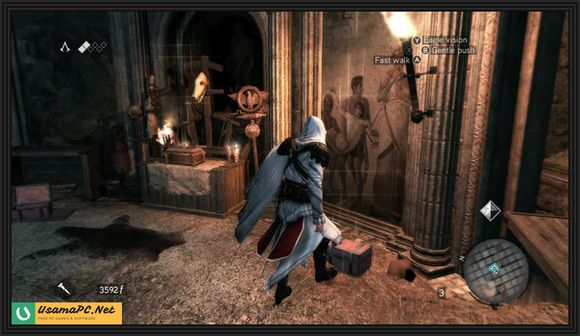 Assassin's Creed Brotherhood PC Game Screenshot