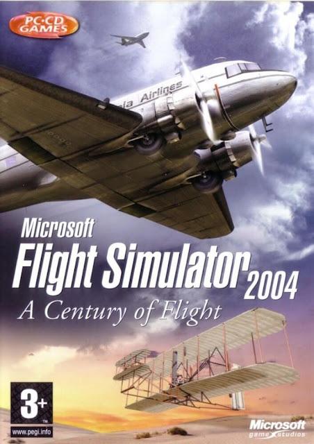 Microsoft Flight Simulator 2004: A Century of Flight Download Free PC Game