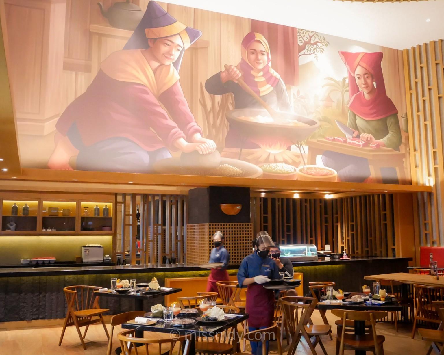 rekomendasi restoran instagramable di tangerang