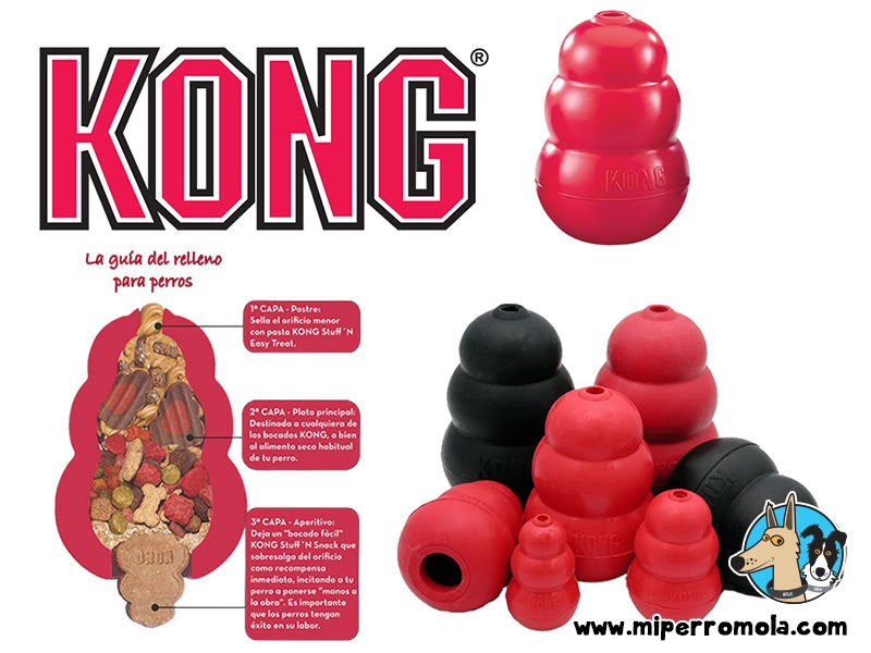 KONG Classic y KONG Extreme