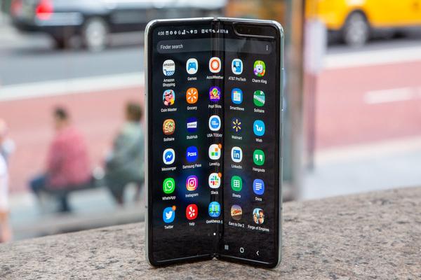 معلومات جديدة عن هاتف سامسونغ القابل للطي Galaxy Fold 2