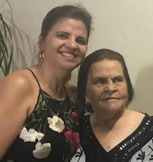 Roseane Freitas, esposa de Marcelo da Loteria, morre vítima do novo coronavírus