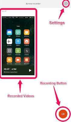 MIUI%2BScreen%2BRecorder%2BInterface%2B %2BScreenshot - The Complete Review of MIUI Screen Recorder - by IT ADDA